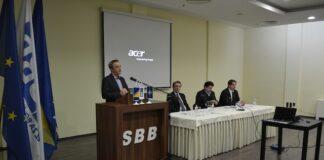 Vlado Azinović na seminaru u Sarajevu