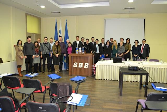 Mladež SBB-a na seminaru u Sarajevu
