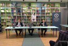 """Sa promocije knjige """"Bosna i Hercegovina i Zapadni Balkan - aspekti geopolitike i hibridnog rata"""""""