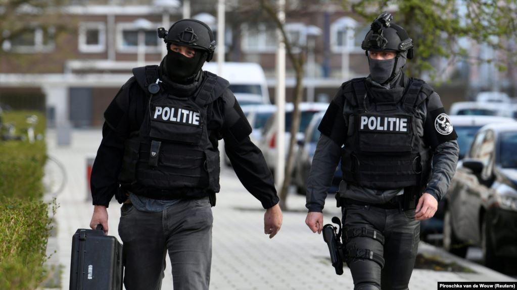 Policija, Nizozemska, fotoarhiv