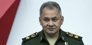 Ruski ministar odbrane Sergej Šojgu