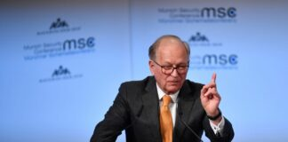 Wolfgang Ischinger, predsjednik Minhenske sigurnosne konferencije